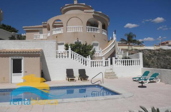 Villa Pilar - Rojales - Rentablanca