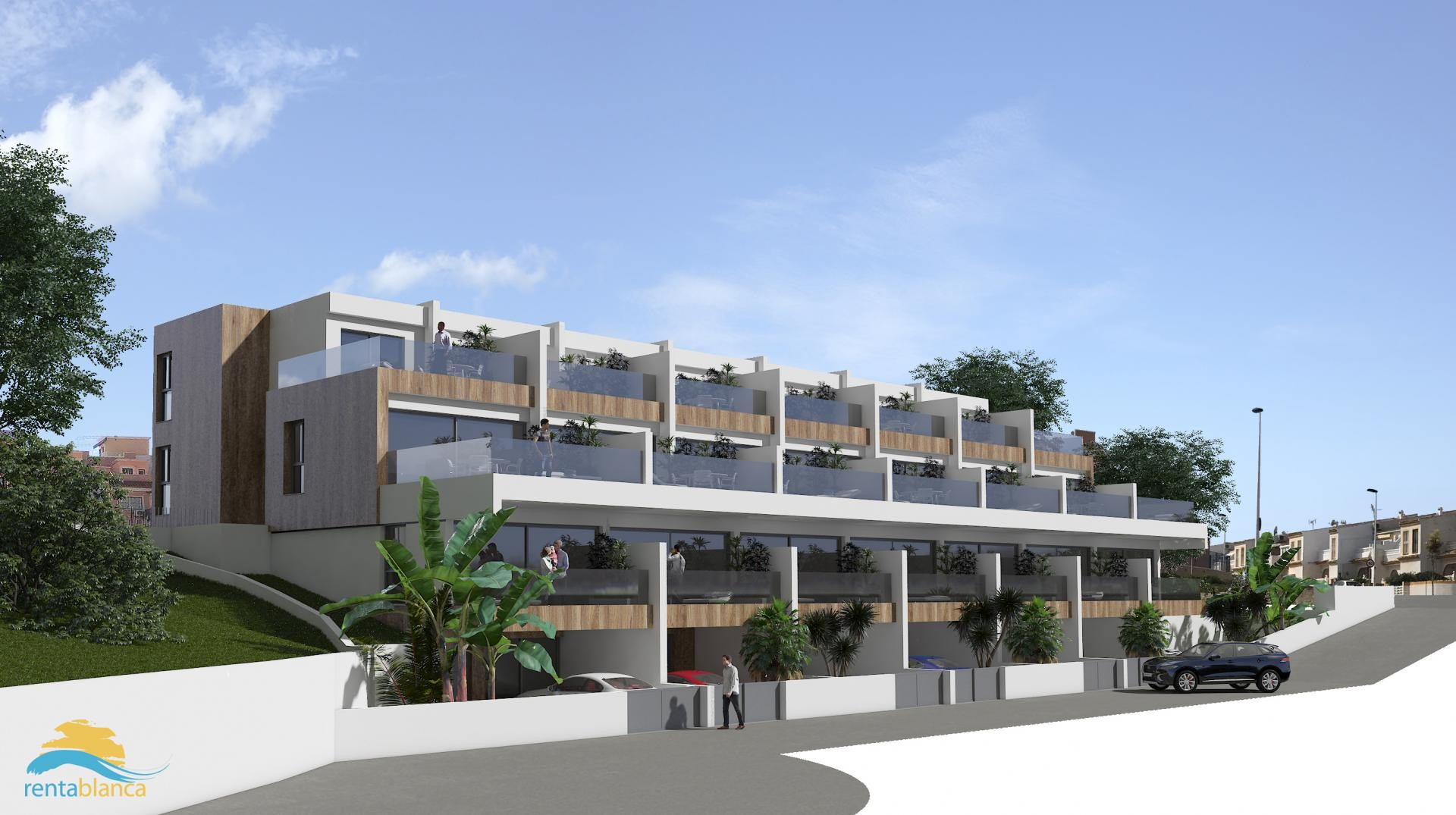 New build - Duplex - Gran Alacant - Rentablanca