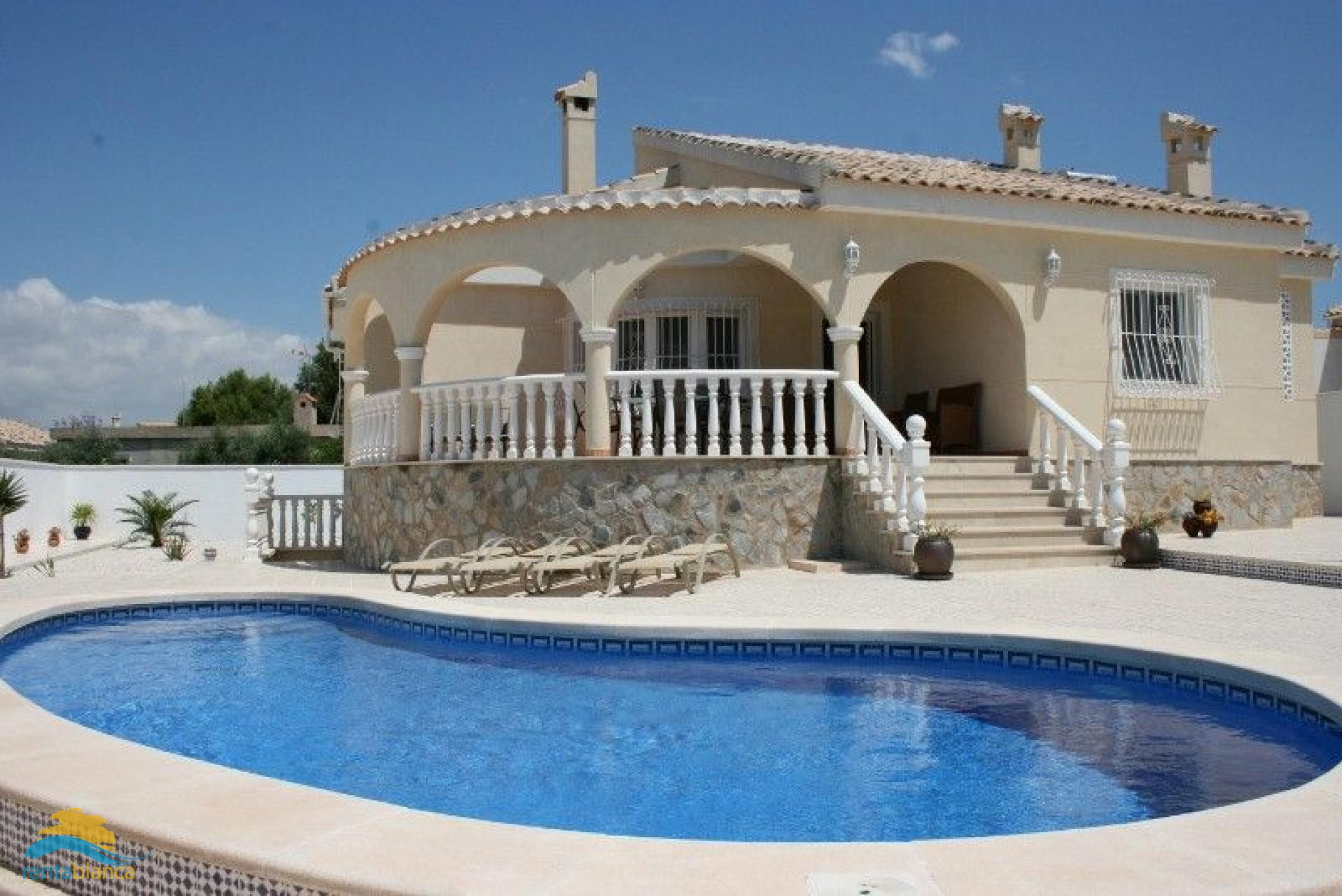 Resale - detached villa - La Escuera - Rentablanca