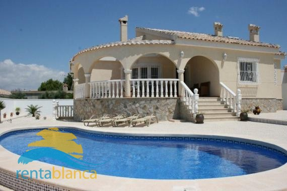Resale - detached villa - La Escuera - Rentablanca