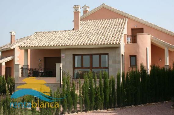 Resale - Detached Villa - La Finca  - Rentablanca