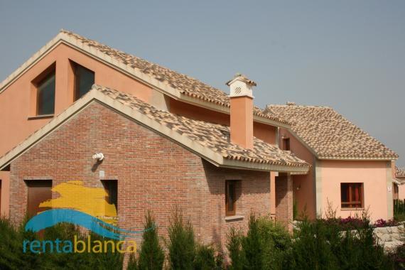 Resale - Detached villa - golfcourse La Finca  - Rentablanca