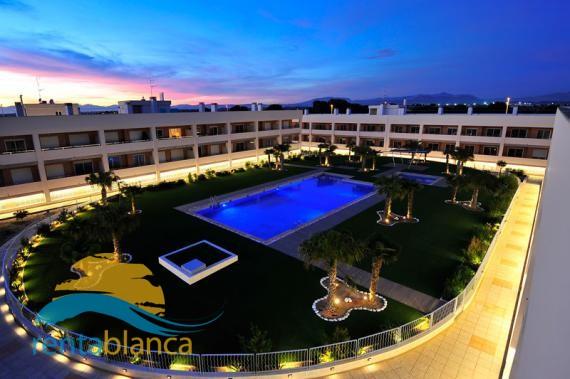 Nieuwbouw - appartement - Gran Alacant - Rentablanca