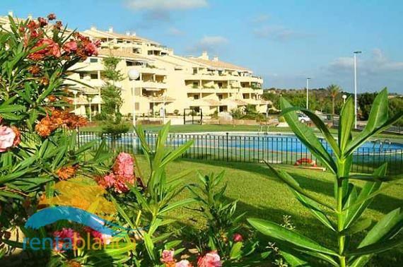 Apartment golfcourse - Lomas de Campoamor - Rentablanca