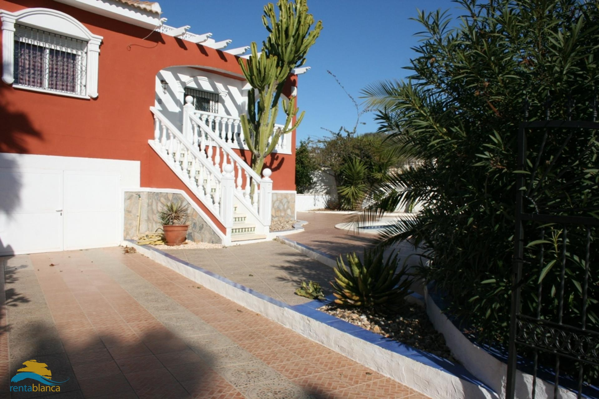 Semi detached villa - La Fiesta II  - Rentablanca