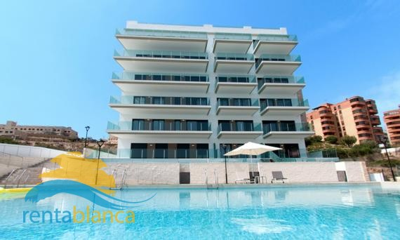 Penthouse Sea Coast - Rentablanca