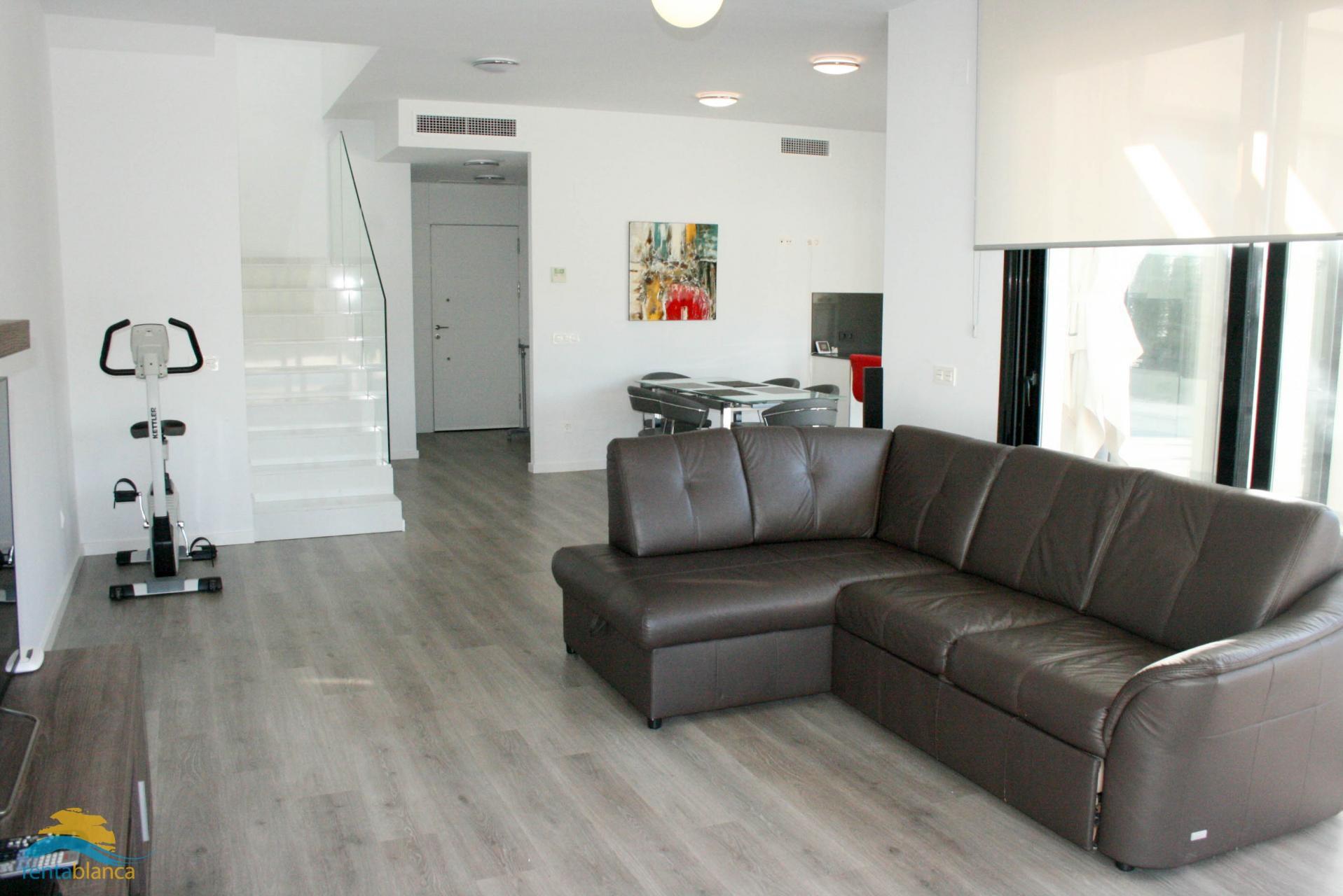 Modern new build villa La Marina  - Rentablanca