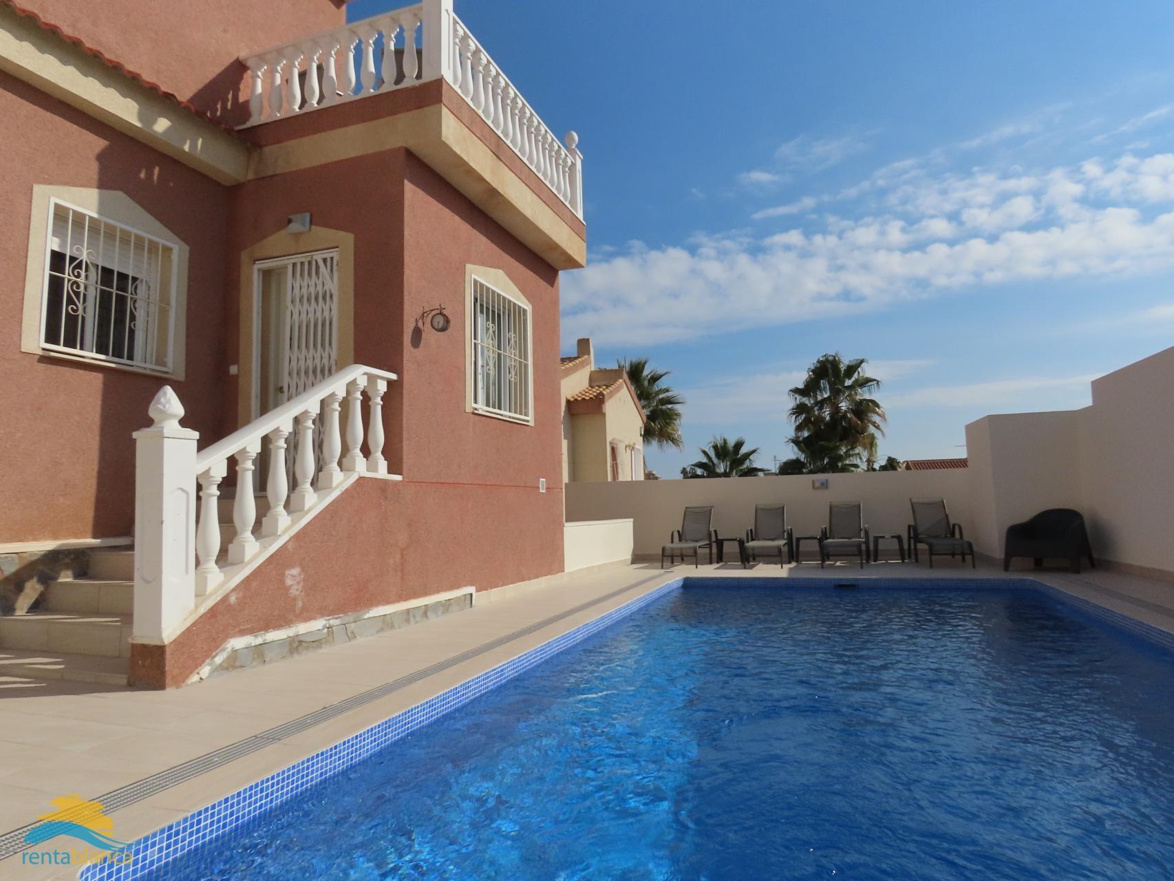 Villa Los Continentes 6-8 pers - Rojales - Rentablanca
