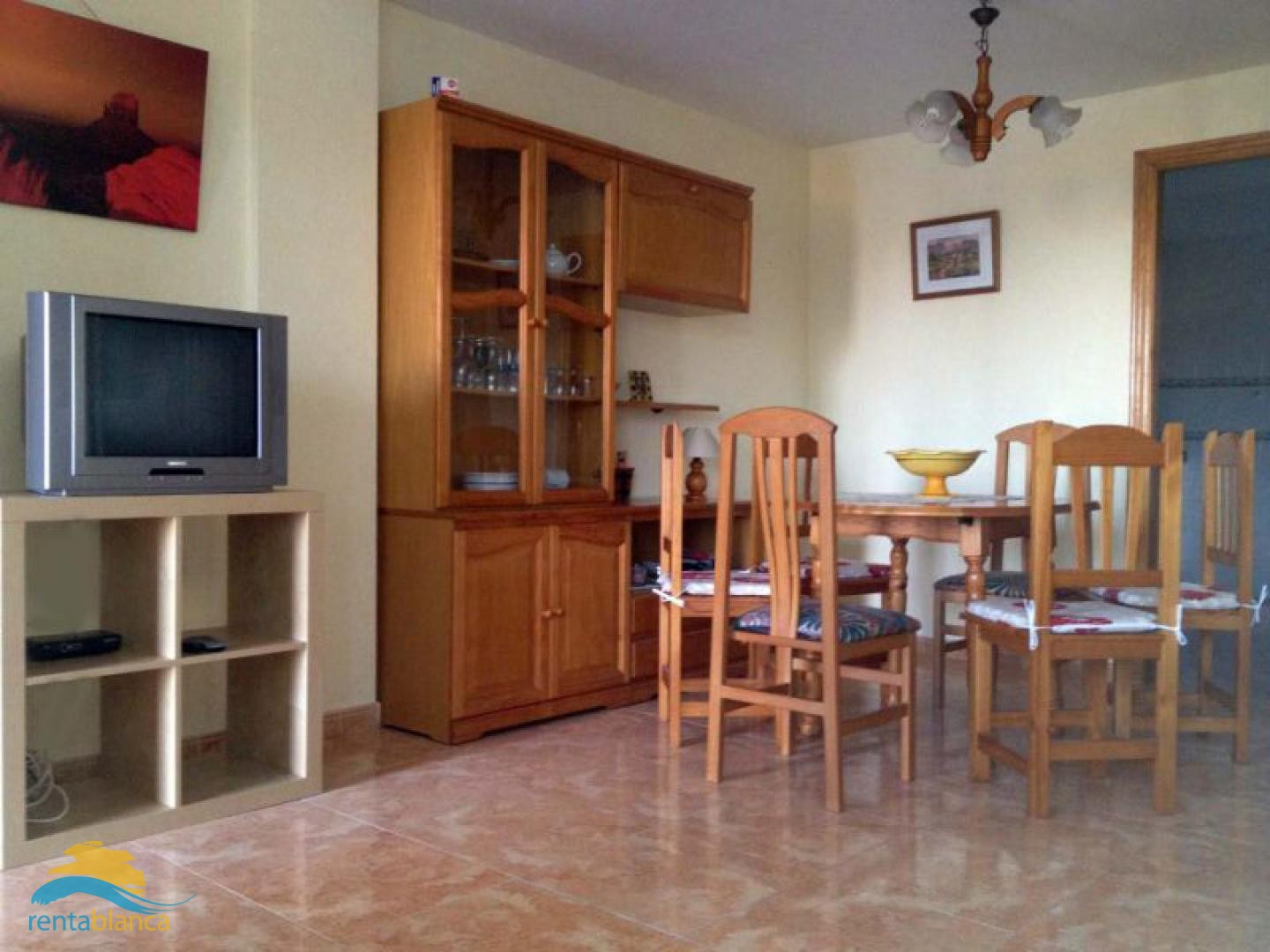 Holiday townhouse Altomar I - Gran Alacant  - Rentablanca