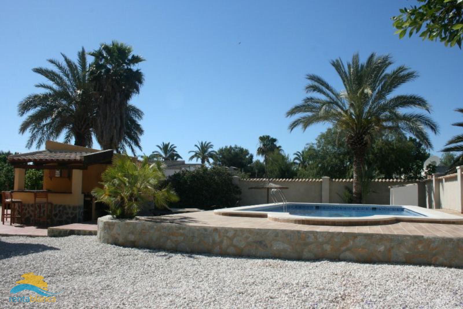 Finca villa Elche - Rentablanca