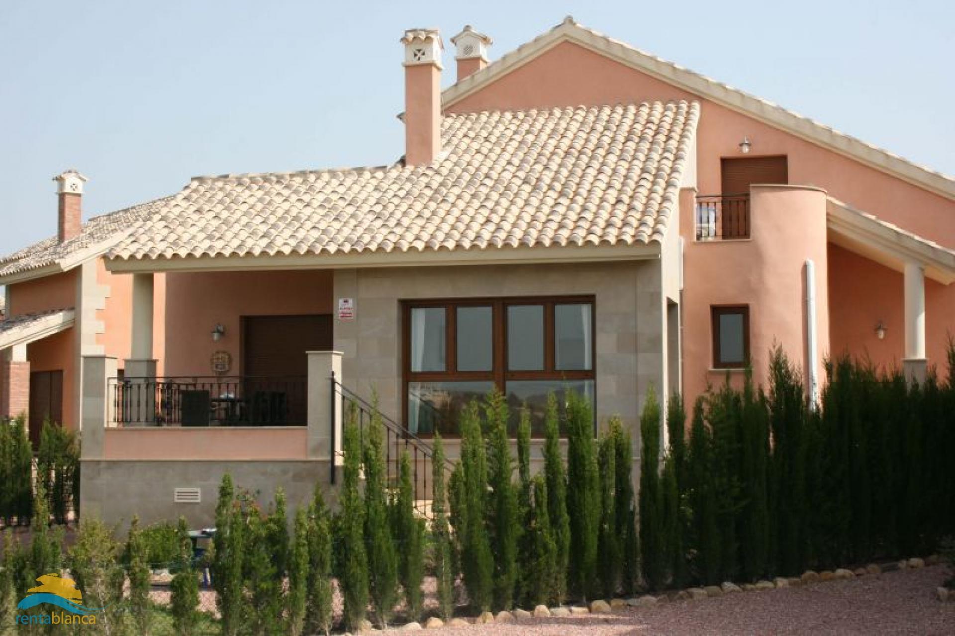Villa golfcourse La Finca - Algorfa - Rentablanca