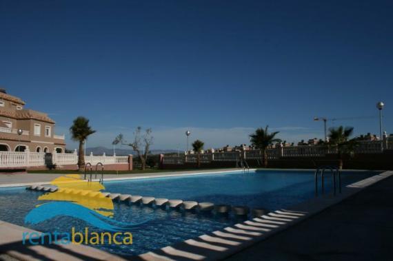 Centraal gelegen vakantiewoning Gran Alacant - Rentablanca