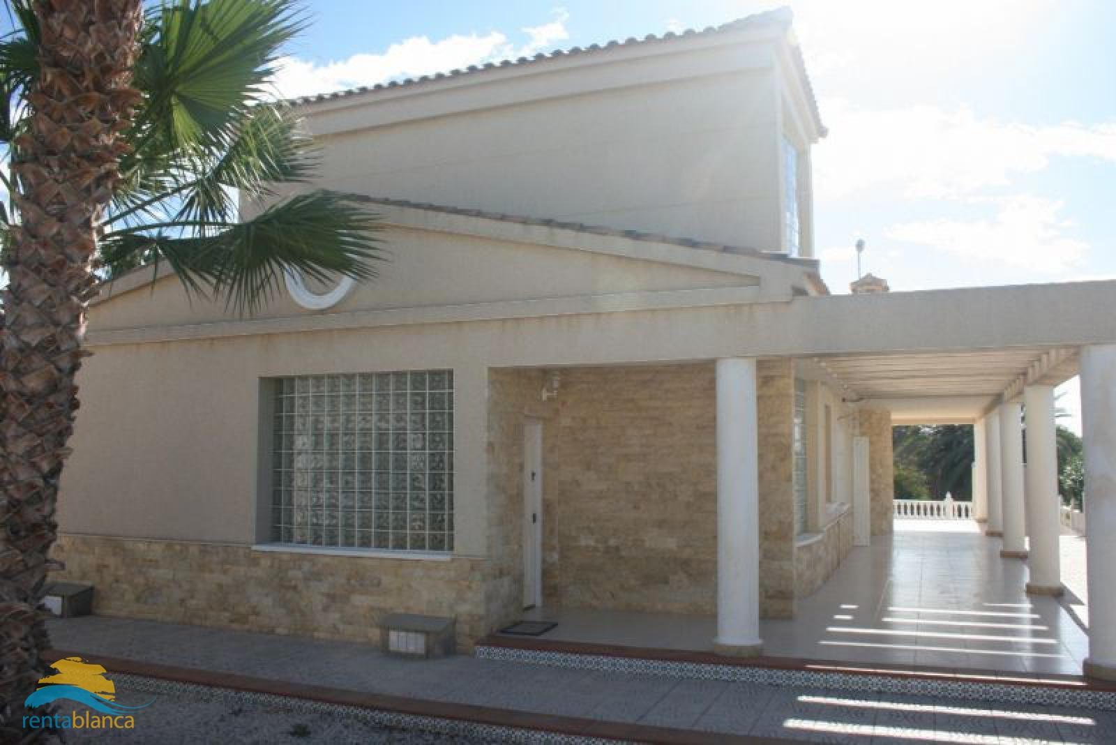 Spacious villa Lo Pepin - Ciudad Quesada - Rentablanca