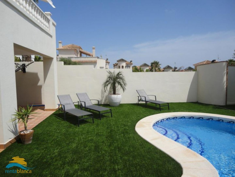 Luxurious and spacious villa - Blue Hill - Rentablanca