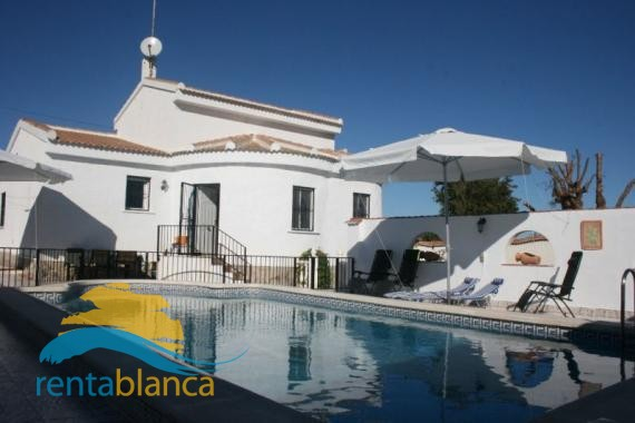 Villa Sierra Maria - Rentablanca