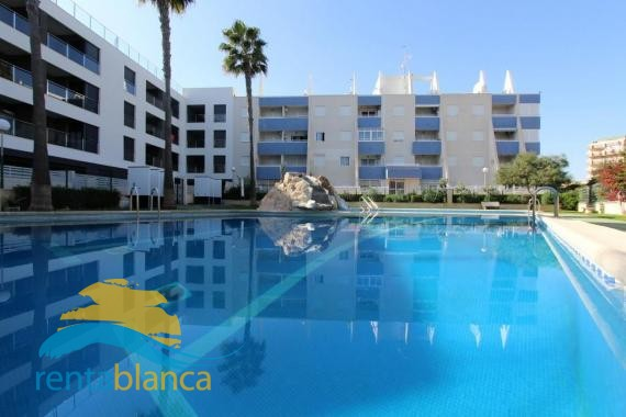 Apartment Pinada beach III  - Rentablanca