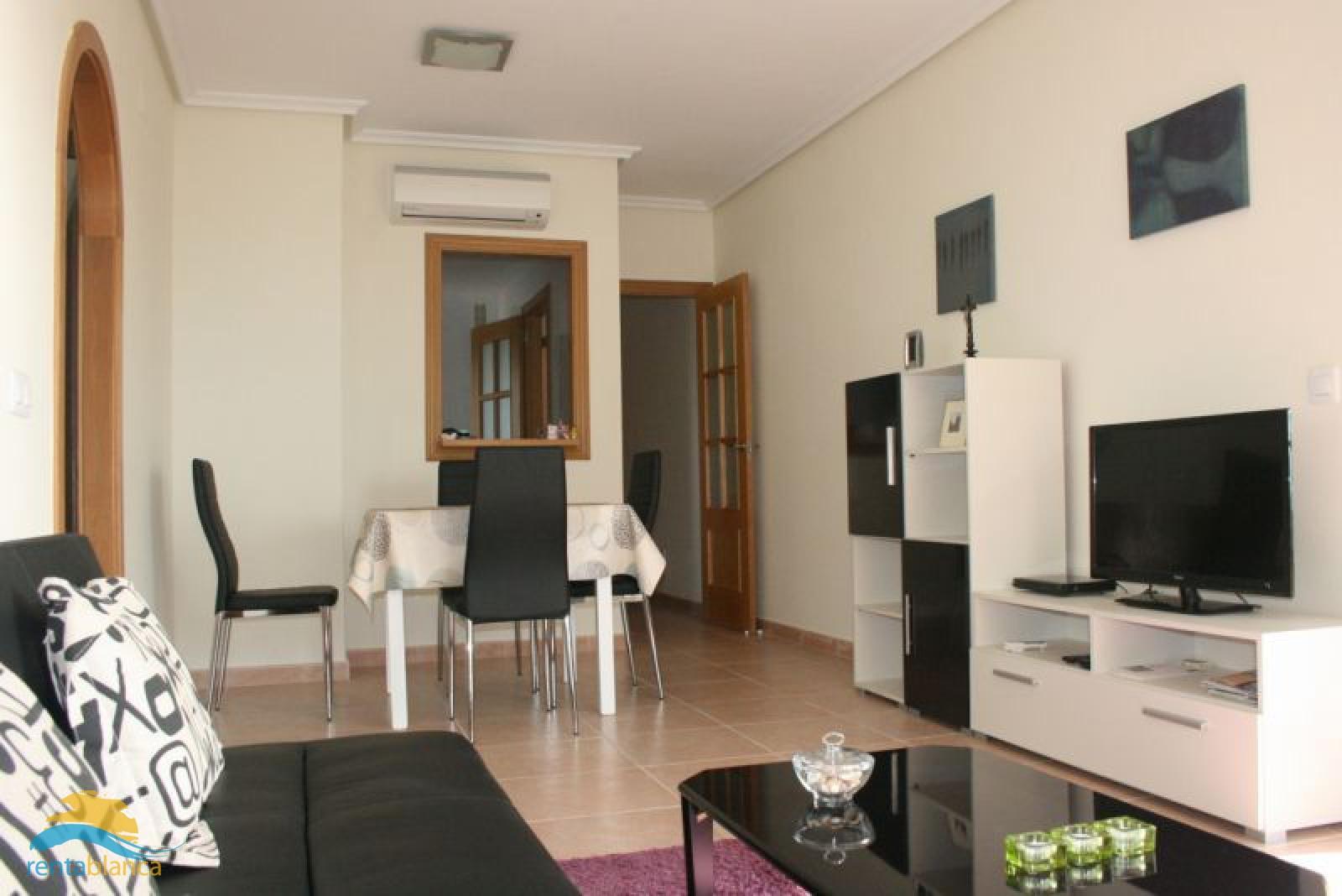 Resale - apartment - Puerto Marino - Rentablanca