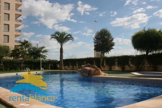 Resale - apartment - Puerto Marino - Rentablanca