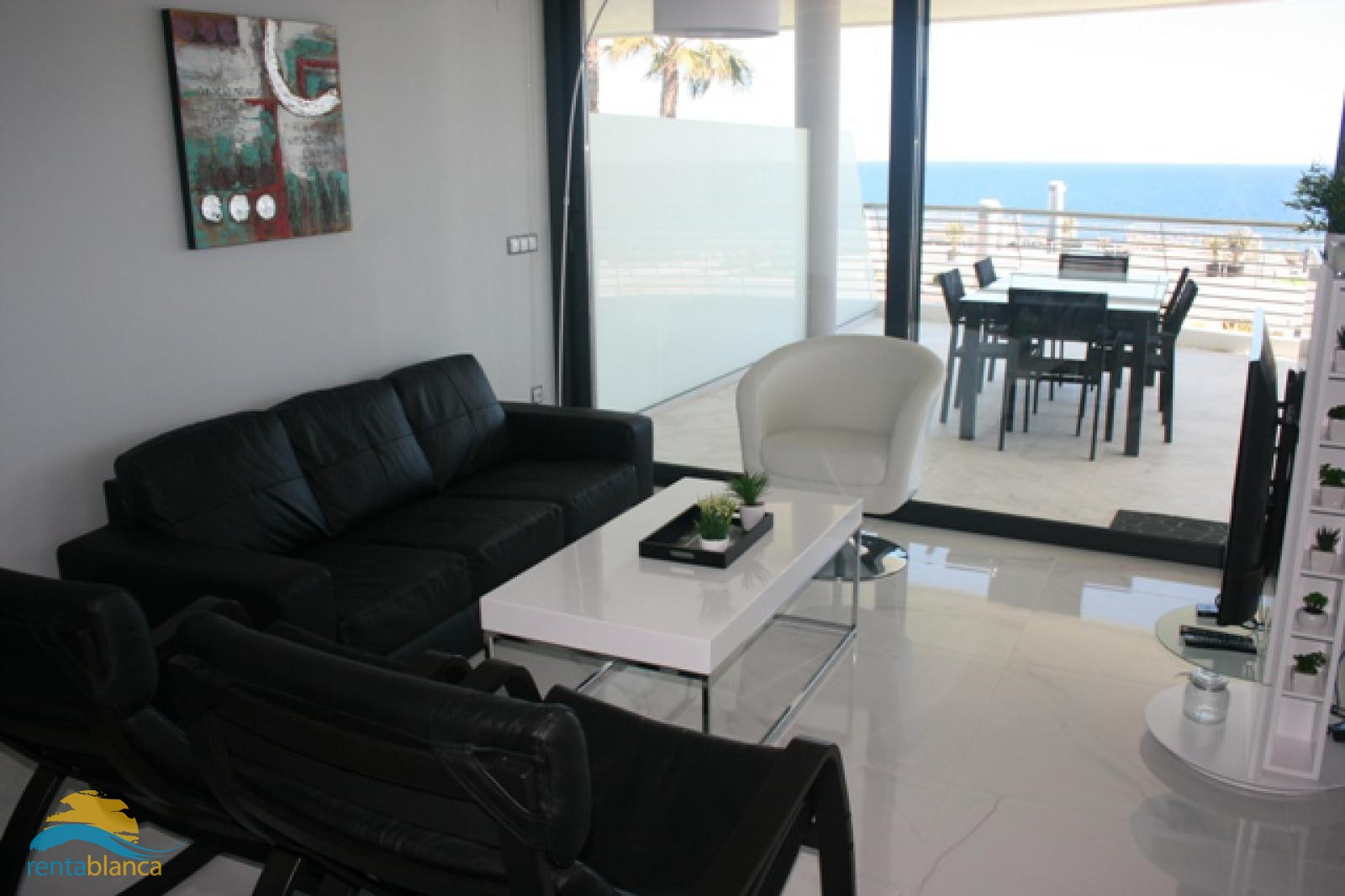 Beach apartment Infinity View - Rentablanca