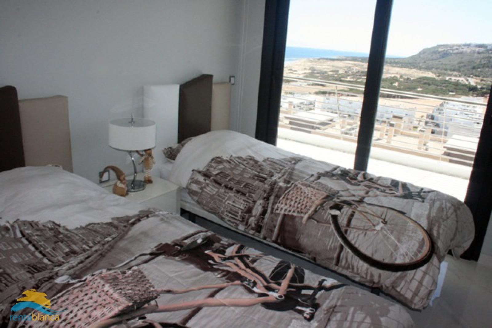 Strand appartement Infinity View - Rentablanca
