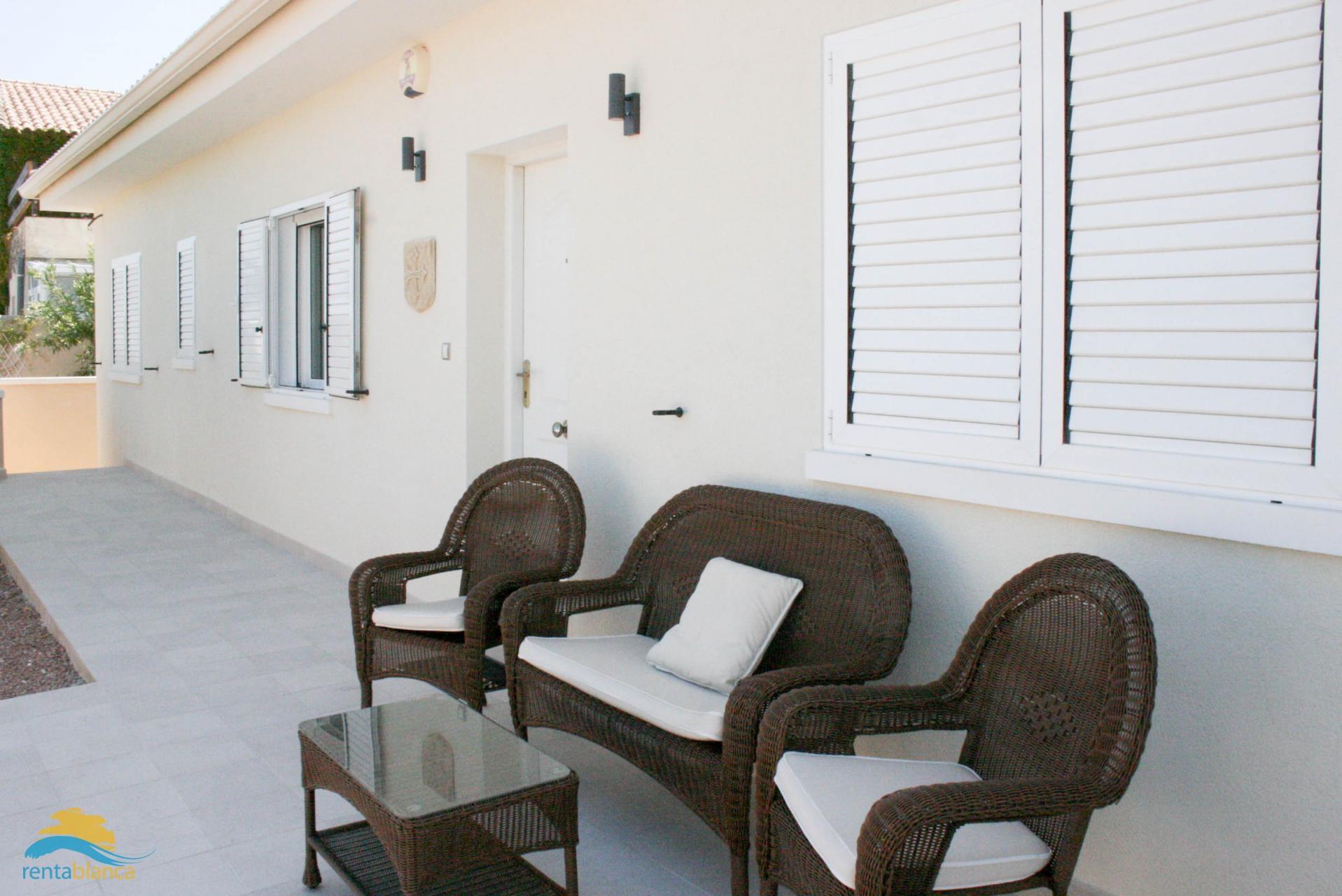Detached villa - La Escuera - Rentablanca