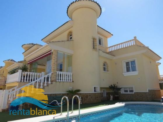 Resale - detached villa - Lo Crispin - Rentablanca