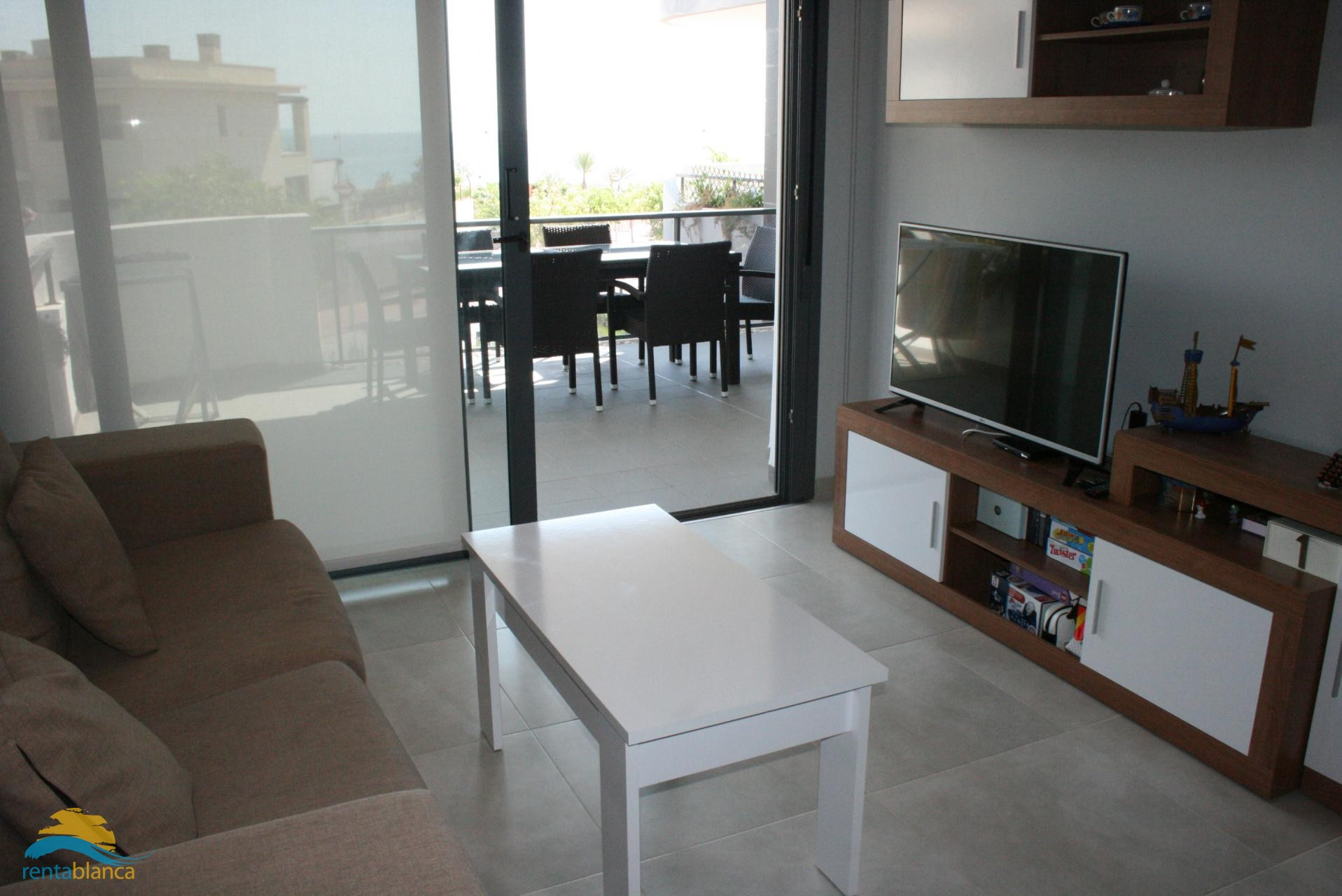 Beach apartment Ocean View - Rentablanca