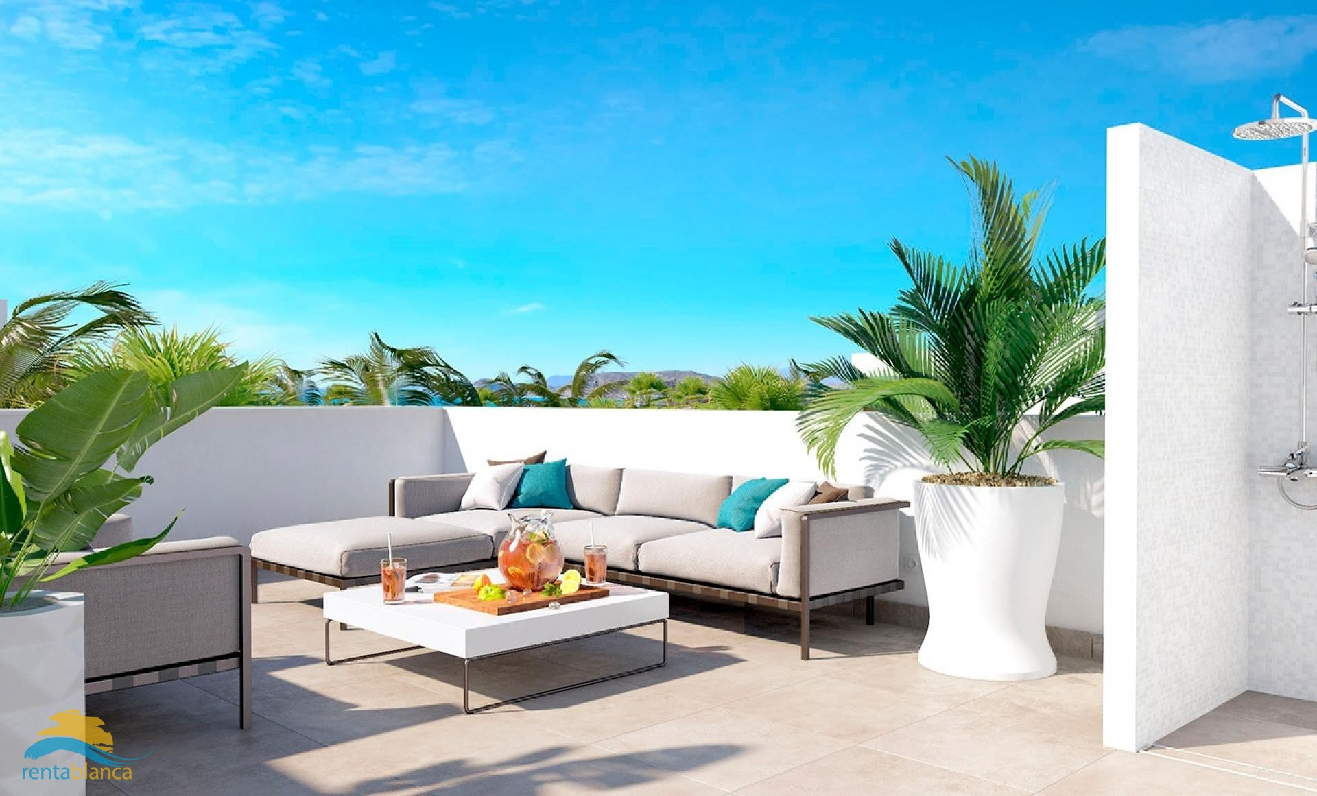 New build - modern detached villa - La Marina Urb. - Rentablanca