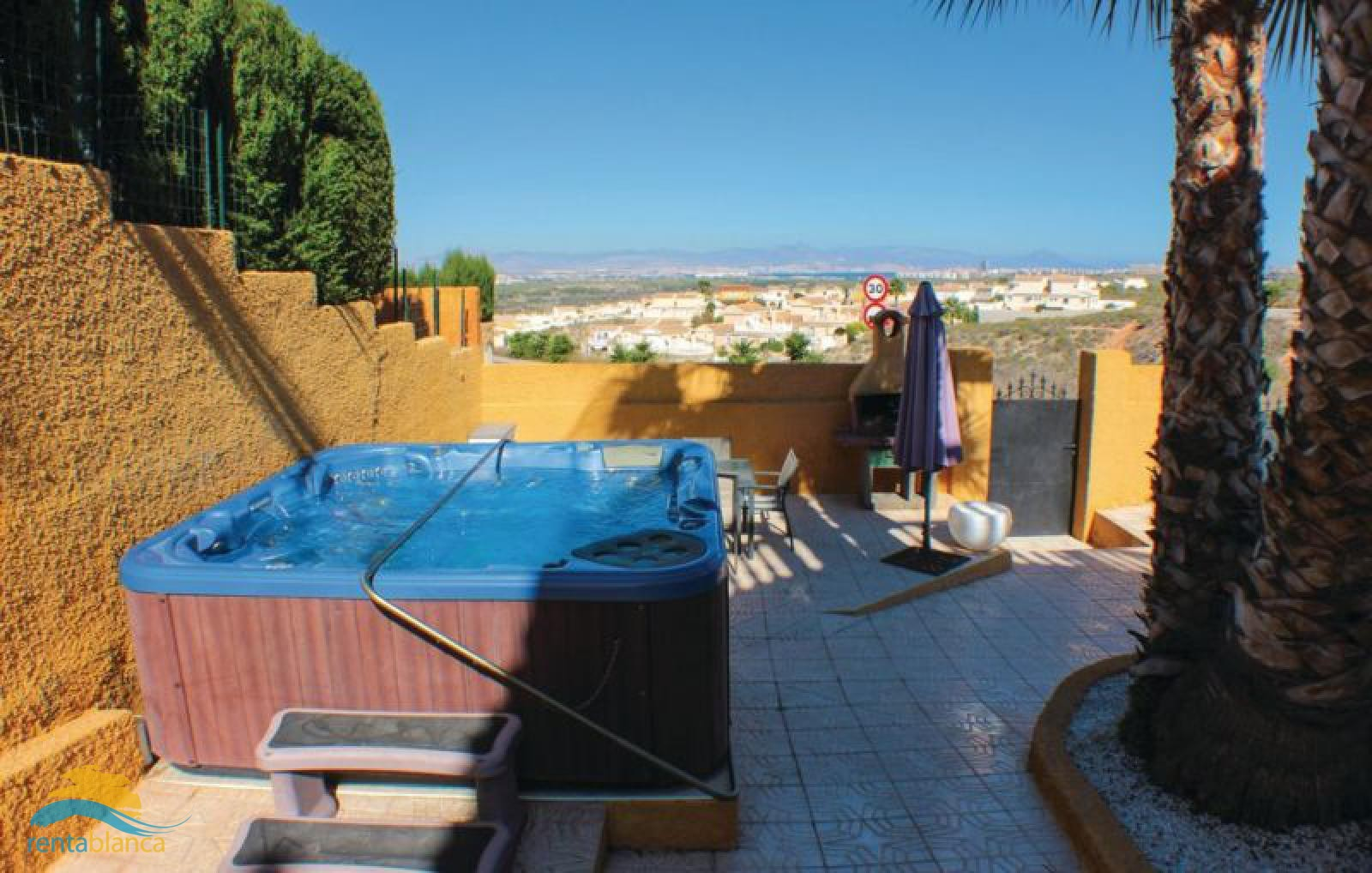Luxury 14 person villa Gran Alacant - Rentablanca