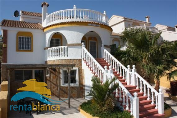 Luxe groepsvilla Gran Alacant - Rentablanca