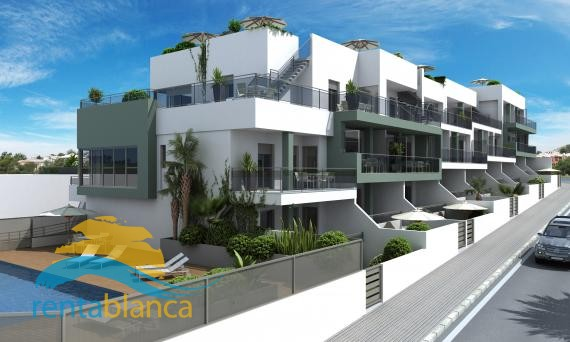 New build - modern beach apartment - El Pinet/La Marina - Rentablanca