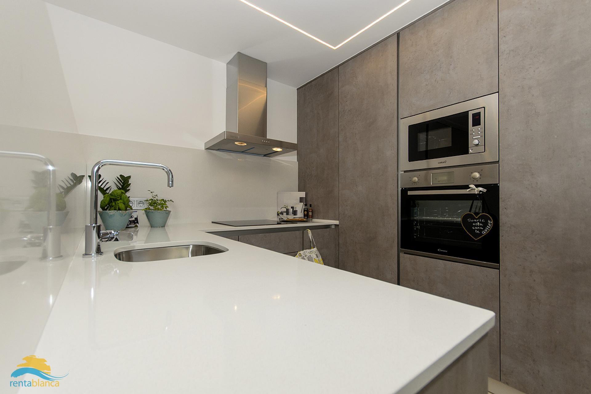 New build - modern detached villa - Villamartin - Rentablanca